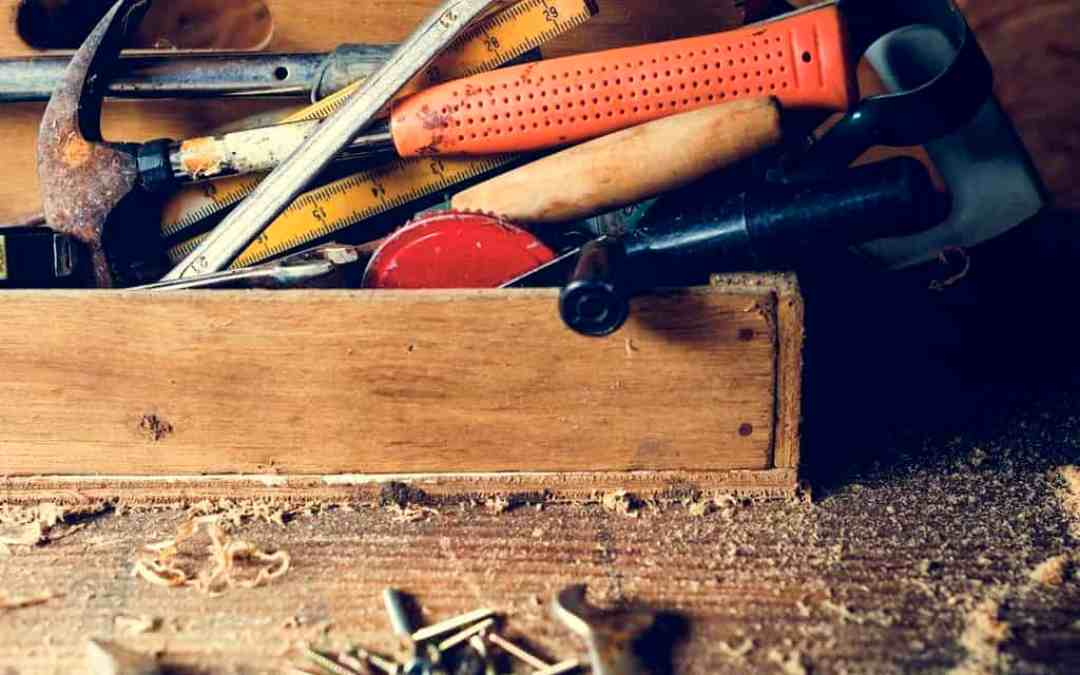 The Unexpected Treasure in my Dad's Shop and My Surprise Lesson on Brokenness
