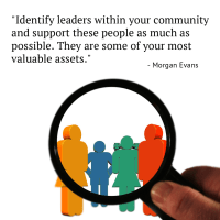 #QOTW: Identify Community Leaders