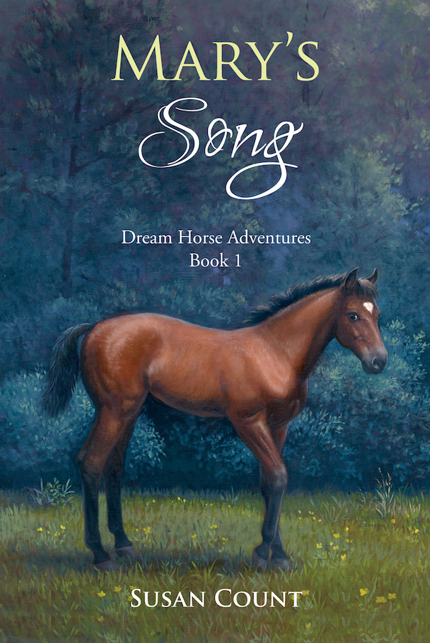 Book Cover: Mary's Song