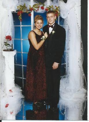 Susan & Jonathan Homecoming 11-1-1997