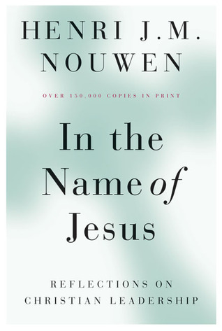 In the Name of Jesus book cover for Autumn Reading post by Susan Gaddis