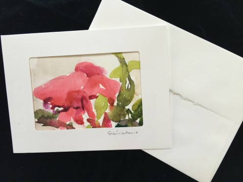 Handmade Cards and Prints Now Available on Etsy
