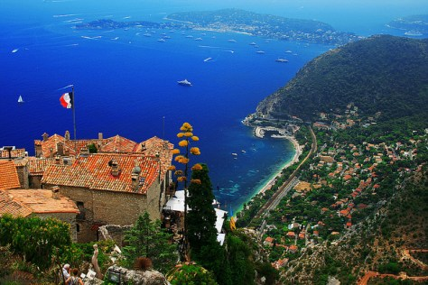 Eze, photographed by Valdiney Pimenta courtesy Flickr creative commons