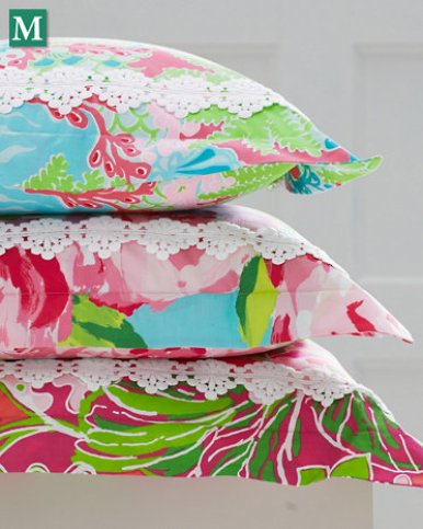 Sister Florals Duvet Cover Collection, Lilly Pulitzer