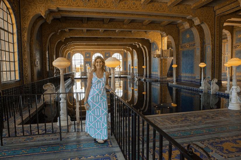 Hearst Castle Susan Hayward Interiors Interior