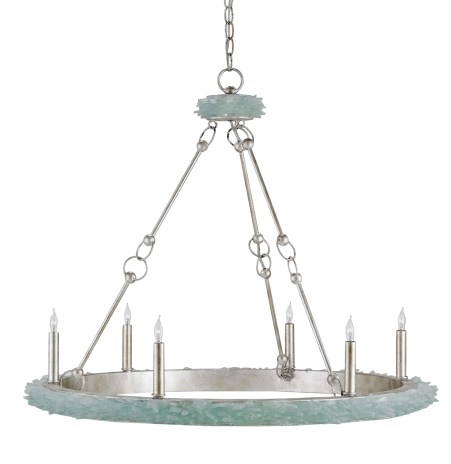 Tidewater Chandelier by Currey & Company