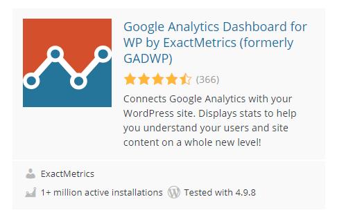 see wordpress website traffic in your admin dashboard