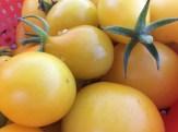 yellow tomato