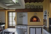 the bread oven