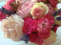 Raffa's beautiful flower arrangements