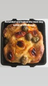 dough retarded 24 hours