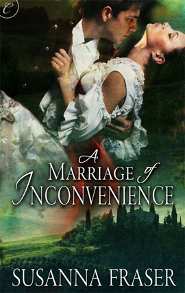 A Marriage of Inconvenience cover image