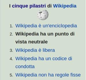 5 Pilastri