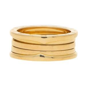 Bvlgari B.zero1 Band Ring in Yellow Gold