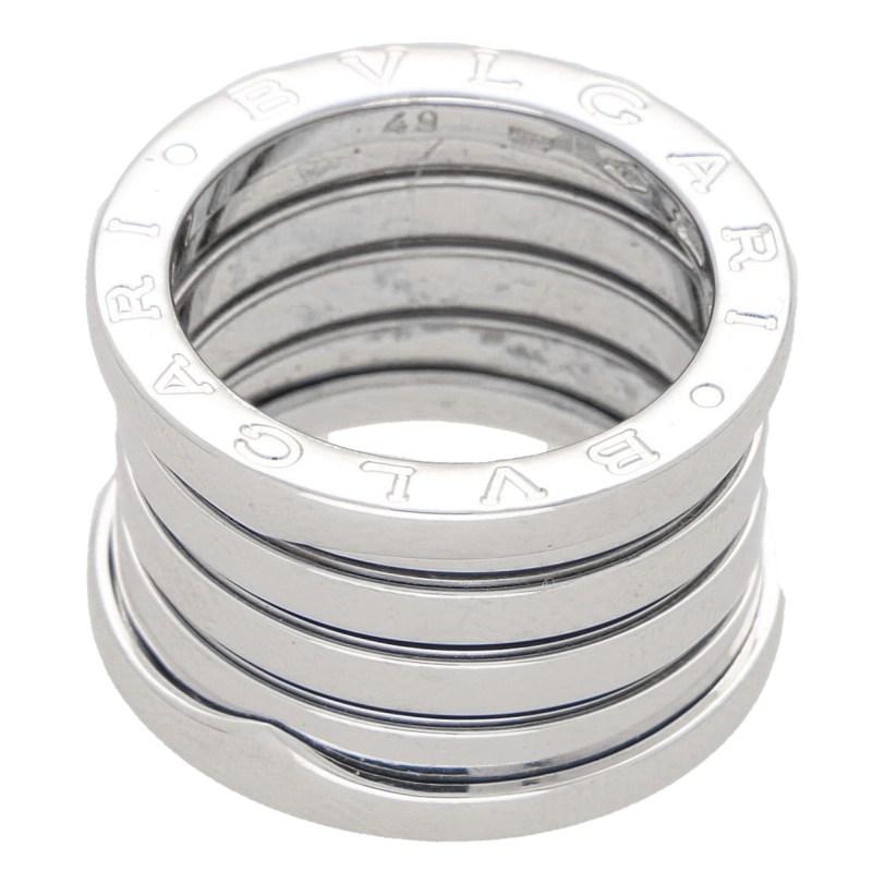 Bvlgari Four Band B.Zero1 Ring, Size 49
