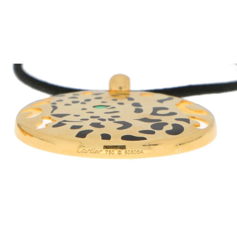 Vintage Panthère de Cartier Pendant Necklace
