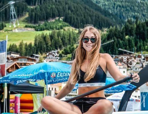 Womens Sumner Festival Ischgl Tirol Paznaun SUP