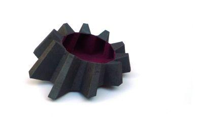 Zahnradschale Eisen Violett
