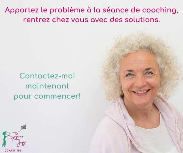 Coaching avec Susanne Jegge