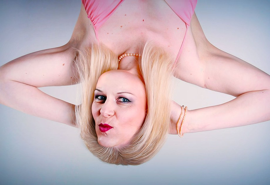 Susanne Vargas - Head over heels