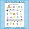 Follow the Bunny Trail