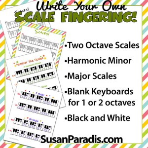 Write Your Own Scales