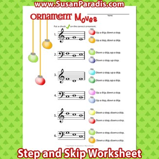 Step and Skip Intervals