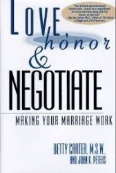 Love, Honor & Negotiate
