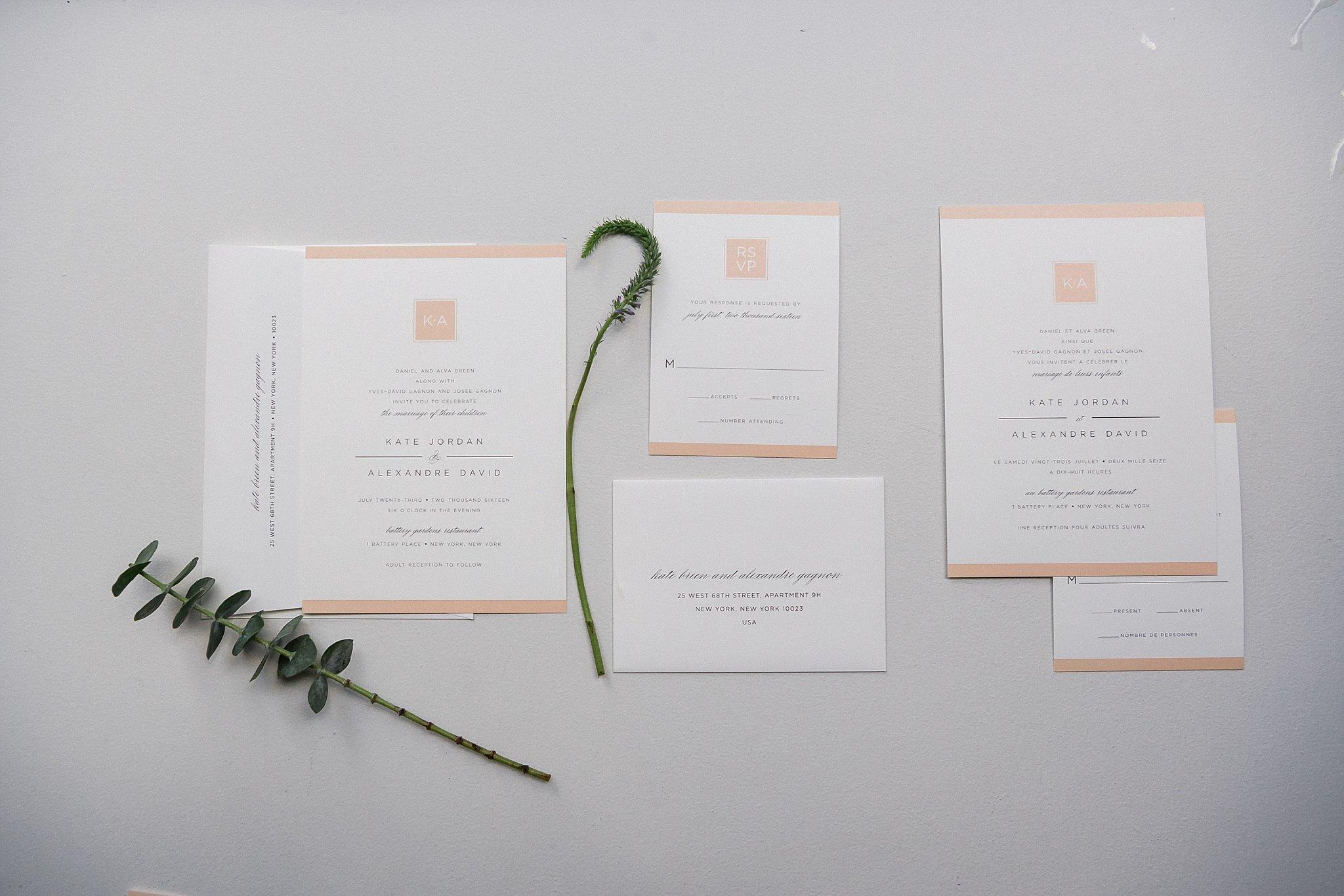 Bride Wedding Stationeries