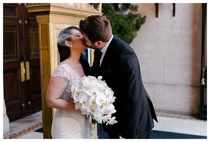 Capitale in New York City Wedding