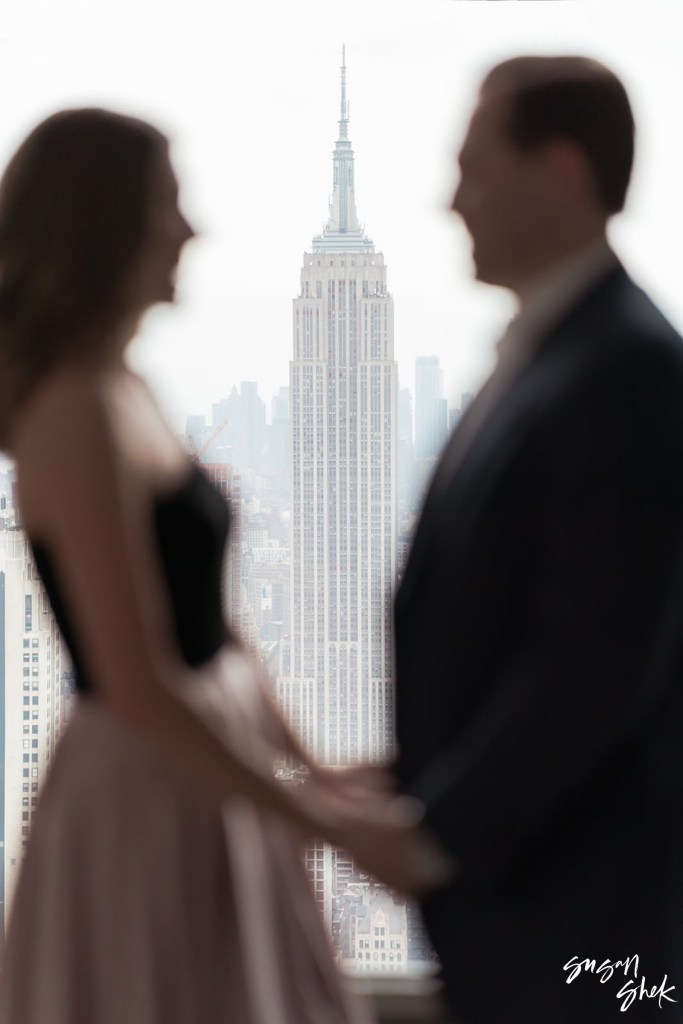 Top of the rock indoor engagement, Engagement Shoot, NYC Engagement Photographer, Engagement Session, Engagement Photography, Engagement Photographer, NYC Wedding Photographer, NYC Engagement Photo Locations