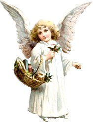 free-angel-clipart-angel-with-basket-left