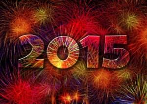 2015 new year public domain