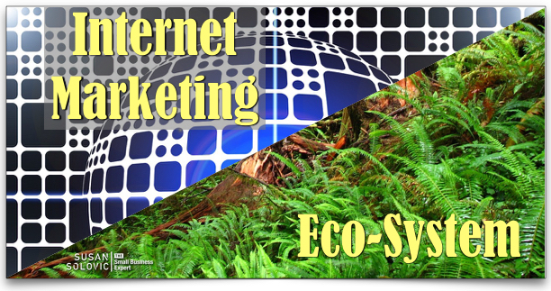internet marketing ecosystem