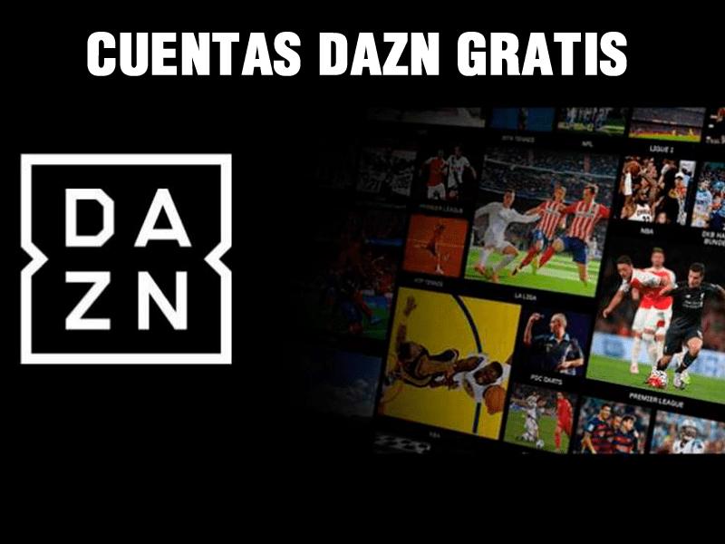 cuentas-dazn-gratis-2019-suscripciones-gratis