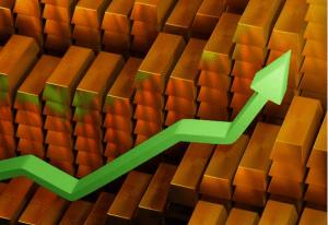 Gold Price Rising
