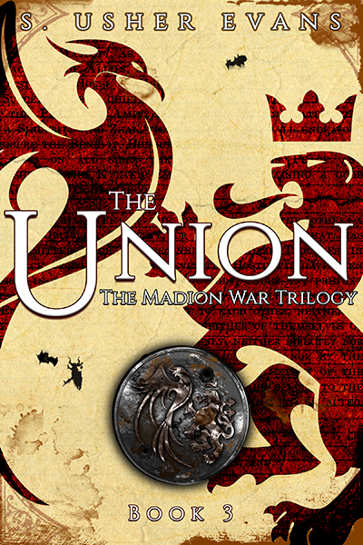 The Union, the final book in the Madion War Trilogy, is now available for preorder.