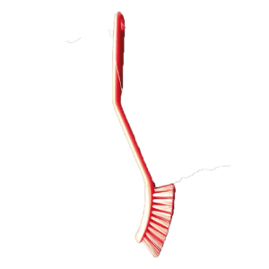BROSSE ROUGE - LAVEUSE