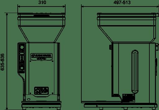 ASM 410 - SCHÉMA