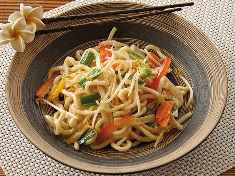 Image result for spaghetti giapponesi soba e sushi
