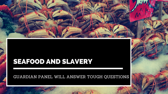 Sushi and Slavery