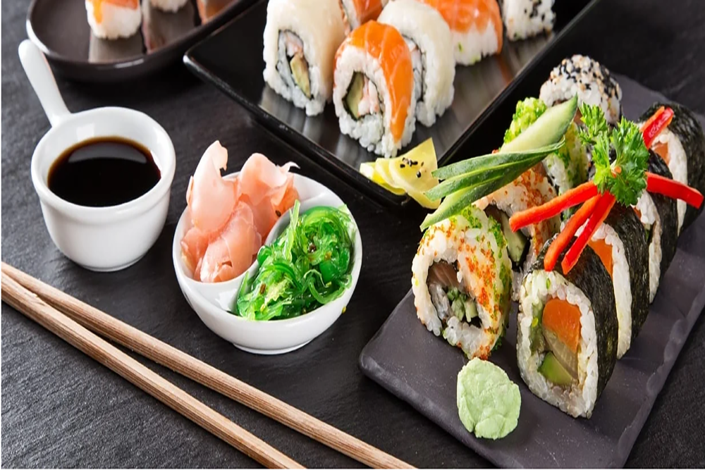 Satisfy Your Sushi Cravings!