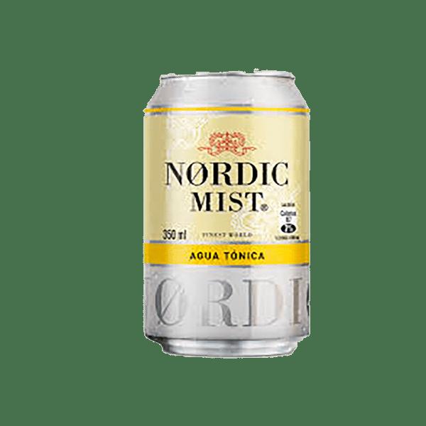 Lata de Nordic Ginger Ale 350 cc
