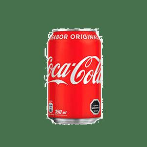 Lata Coca Cola 350 cc