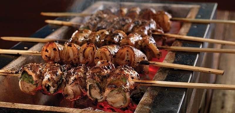 Robatayaki - SushiOle.