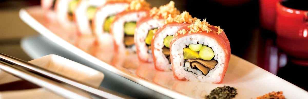 Como se debe disfrutar el sushi - SushiOle.com