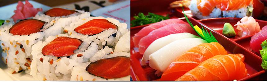 Sushi Take Out Near Me