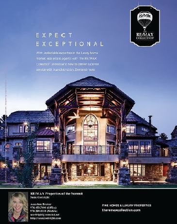 print ads luxury homes