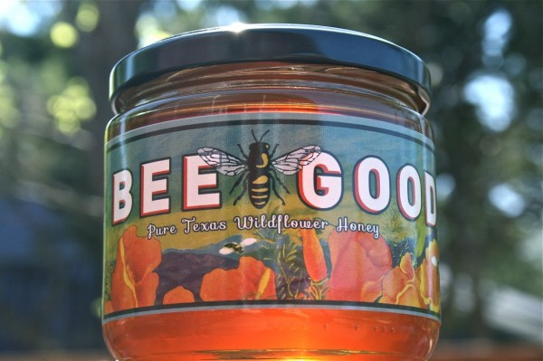 bee good honey
