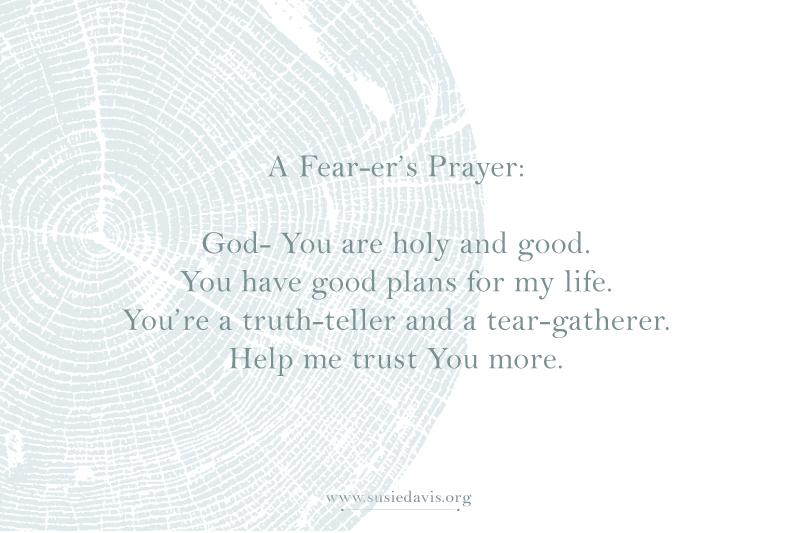Fearers-Prayer